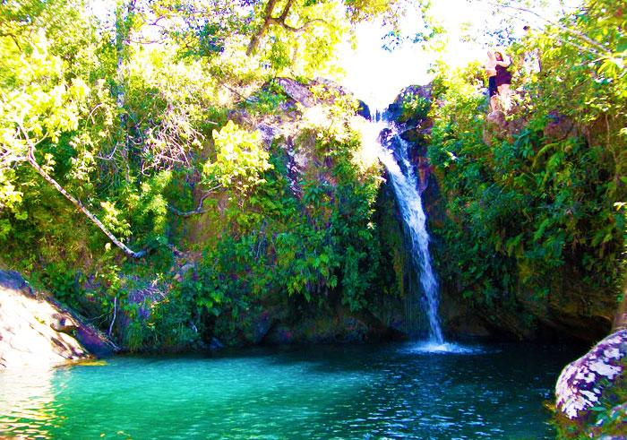Cachoeiras Fazenda Bonsucesso - Agita Pirenópolis