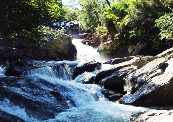 Cachoeira Meia Lua - Agita Pirenópolis