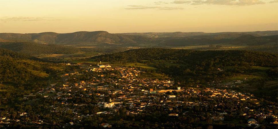 A história de Pirenópolis