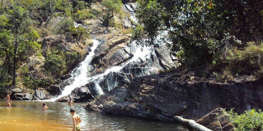 Cachoeiras do Lázaro