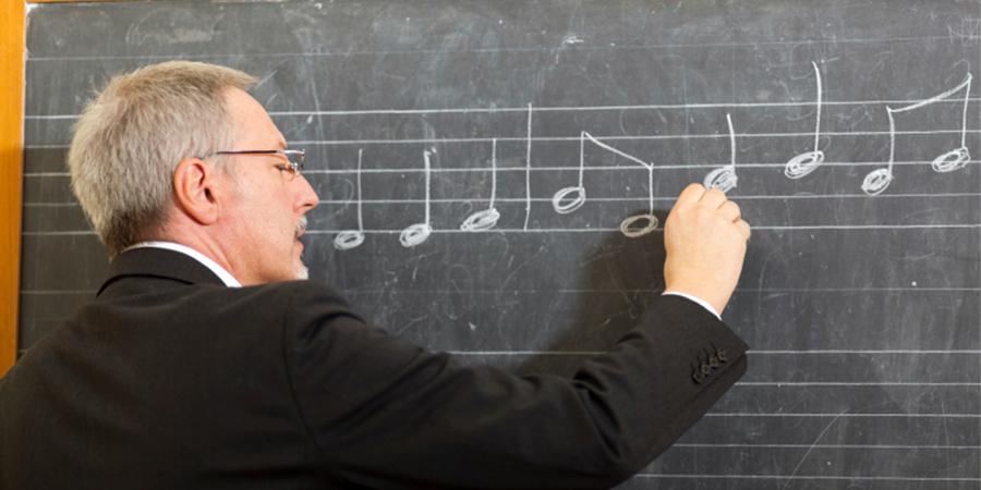 Processo seletivo para professores de bandas e fanfarras