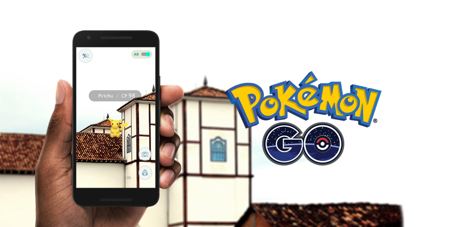 A geração Pokémon GO