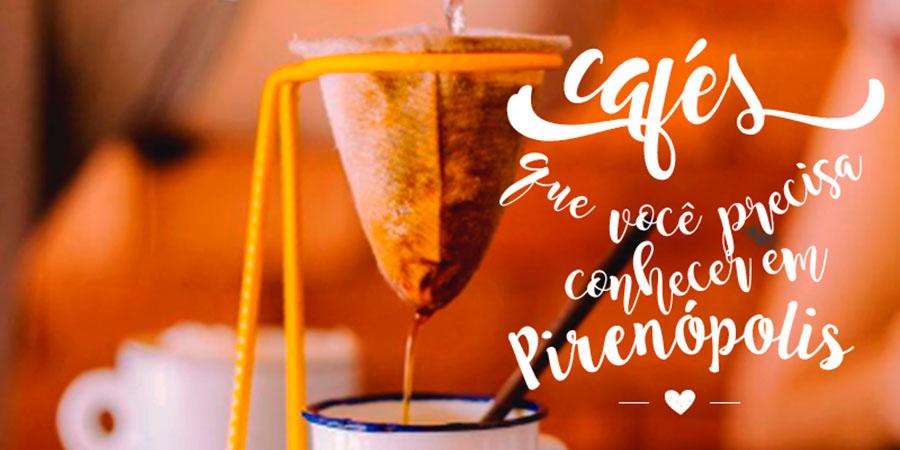 Cinco cafés em Pirenópolis que você precisa conhecer