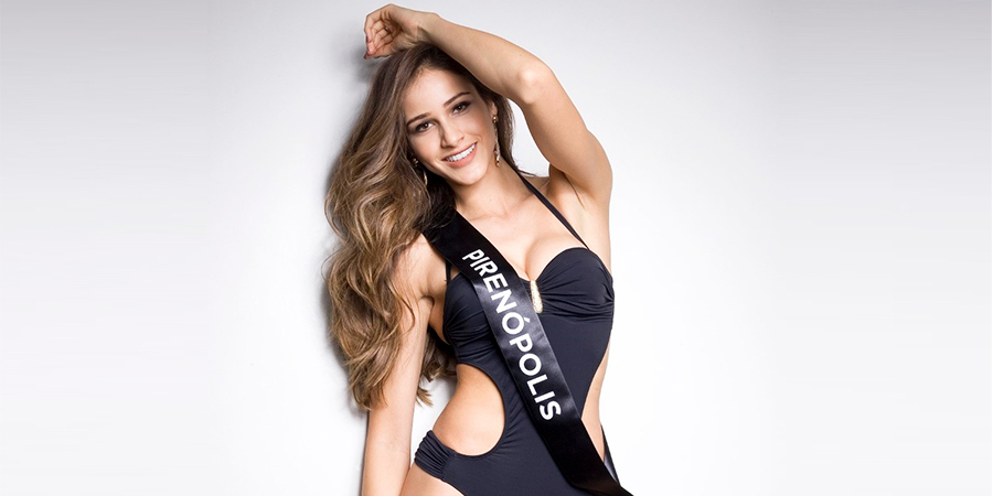 Miss Pirenópolis é eleita Miss Goiás 2017