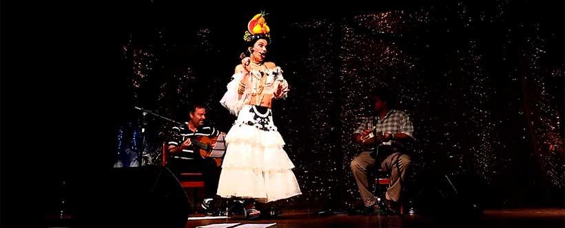 Show Balangandãns promete balançar o público em Pirenópolis 2017