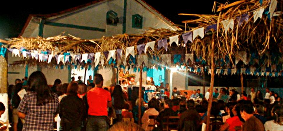 Festa da Capela 2017 - Povoado de Pirenópolis