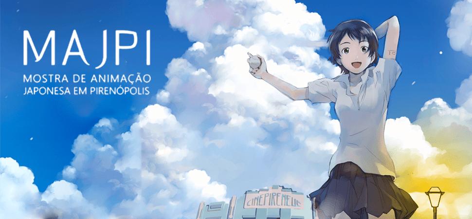 3ª Mostra de Animação Japonesa em Pirenópolis 2017