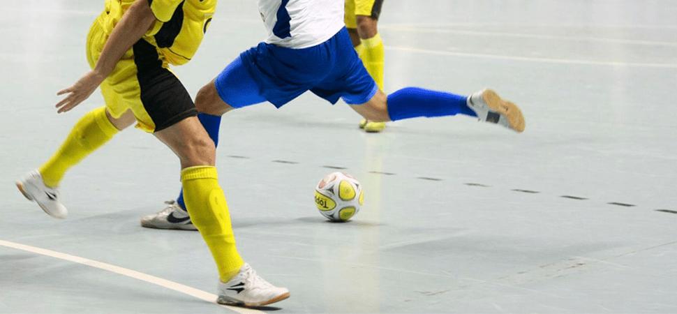Campeonato de Férias de Futsal 2017 em Pirenópolis