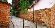Os charmosos Becos de Pirenópolis