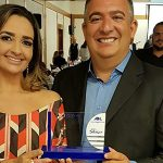 Geovani Ribeiro recebe o Prêmio Hoteleiro do Ano em Goiás