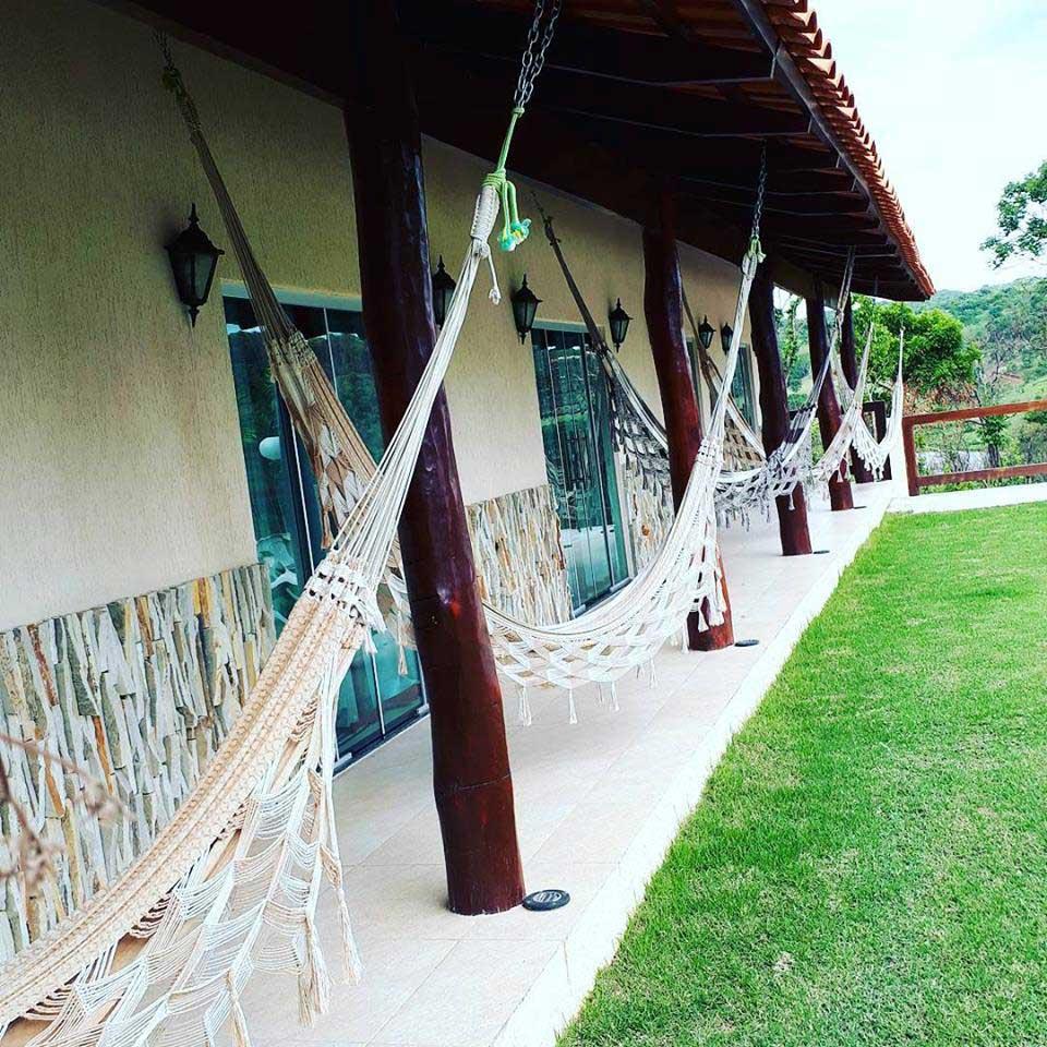 Pousada Casa de Campo em Pirenópolis