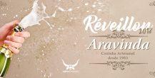 Aravinda Cozinha Artesanal – Réveillon 2018