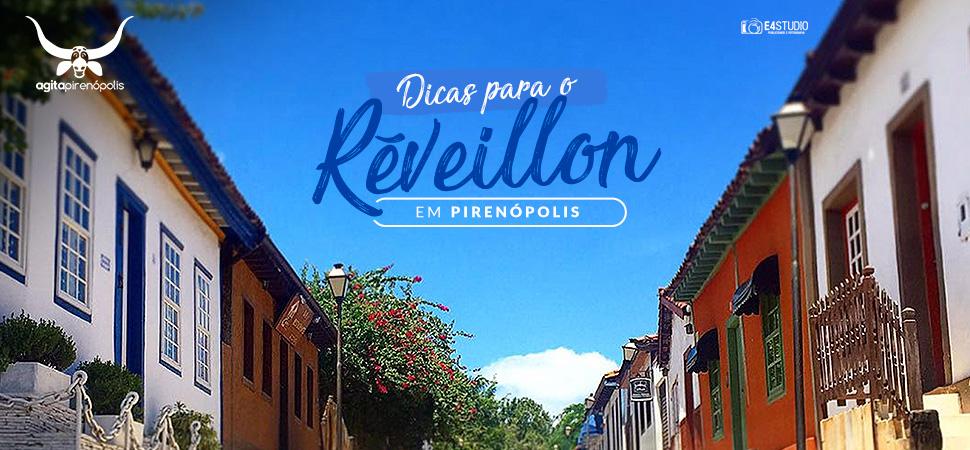 Dicas para o réveillon 2018 em Pirenópolis.