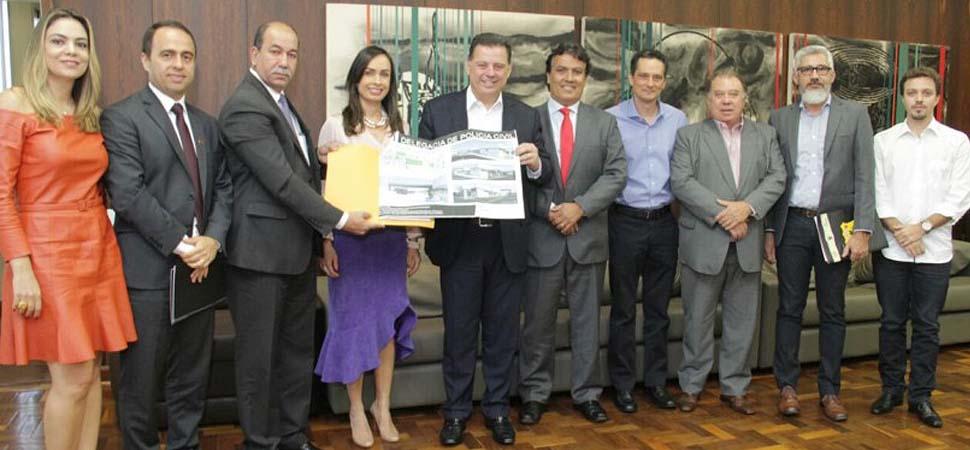 Pirenópolis ganhará, em 2018, uma das delegacias mais modernas do Estado.