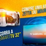Sorteio de uma Smart TV
