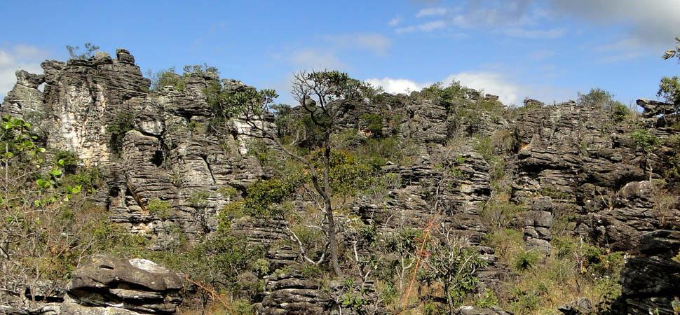 Cidade de Pedra - Agita Pirenópolis