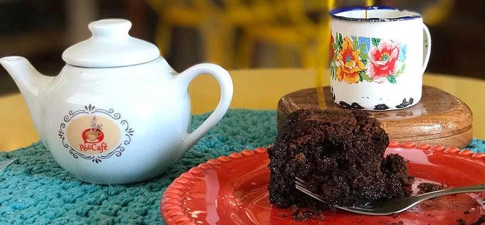 5 lugares para comer bolo de vó em Pirenópolis