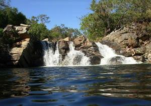 Cachoeira Araras - Agita Pirenópolis