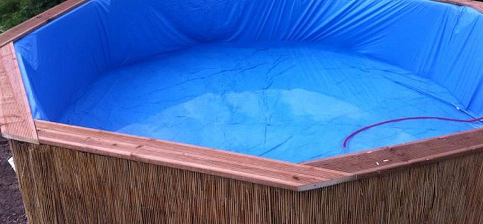 Em Pirenópolis, a moda agora será piscina de paletes - Quinto passo