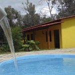 Chácara para temporada em Pirenópolis oferece diversão e tranquilidade a poucos quilômetros da cidade