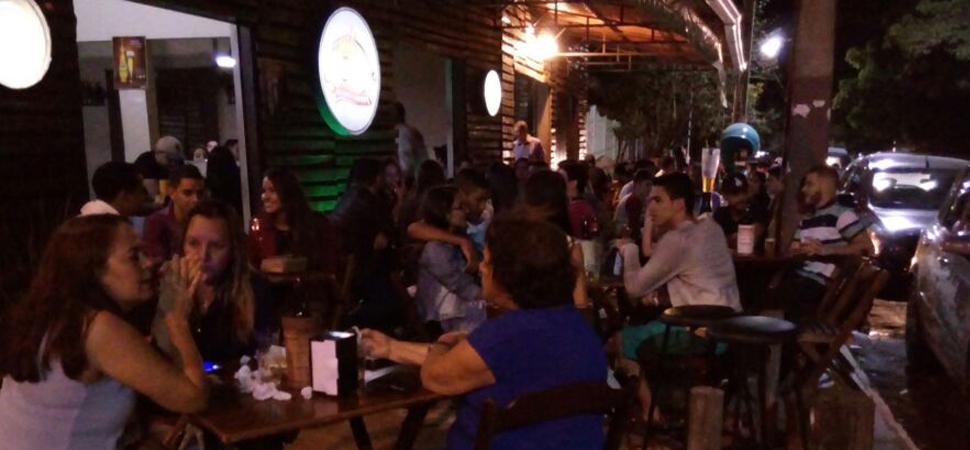4 lugares para beber cerveja gelada e barata em Encontro Restaurante e Chopperia