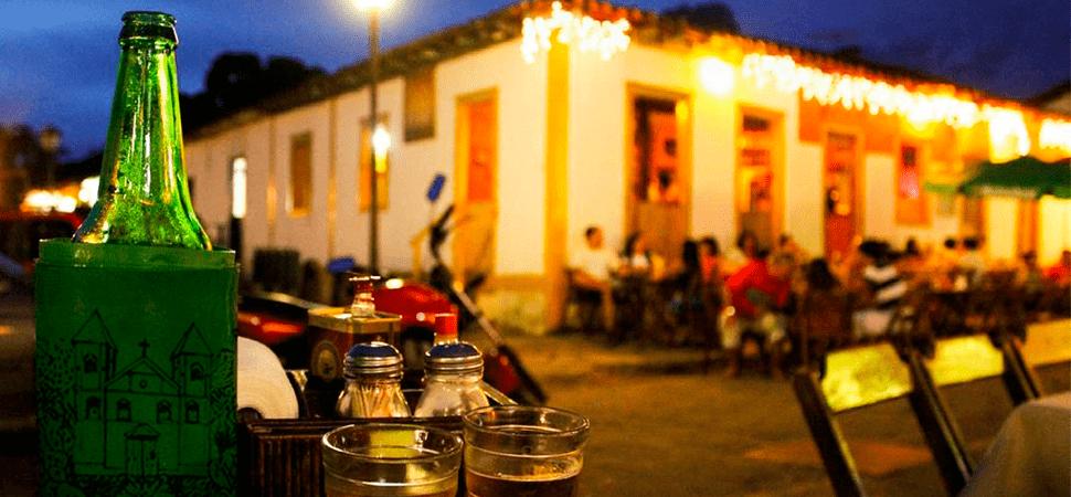4 lugares para beber cerveja gelada e barata em Pirenópolis