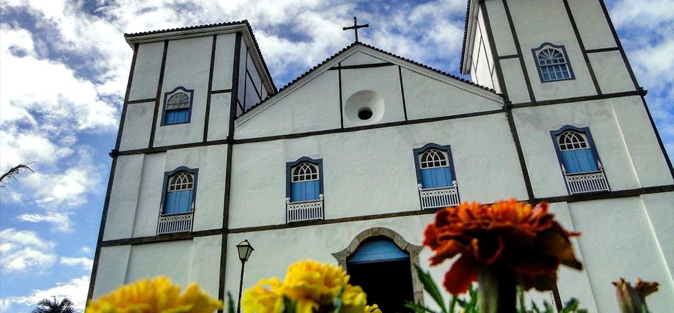 Viajando a dois: dicas para curtir Pirenópolis com o mozão - Igreja de Nossa Senhora do Rosário