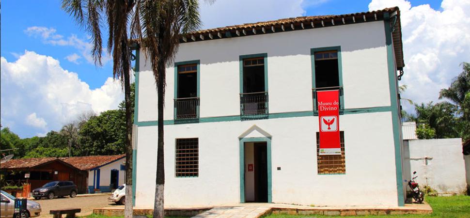 Viajando a dois: dicas para curtir Pirenópolis com o mozão - Museu do Divino