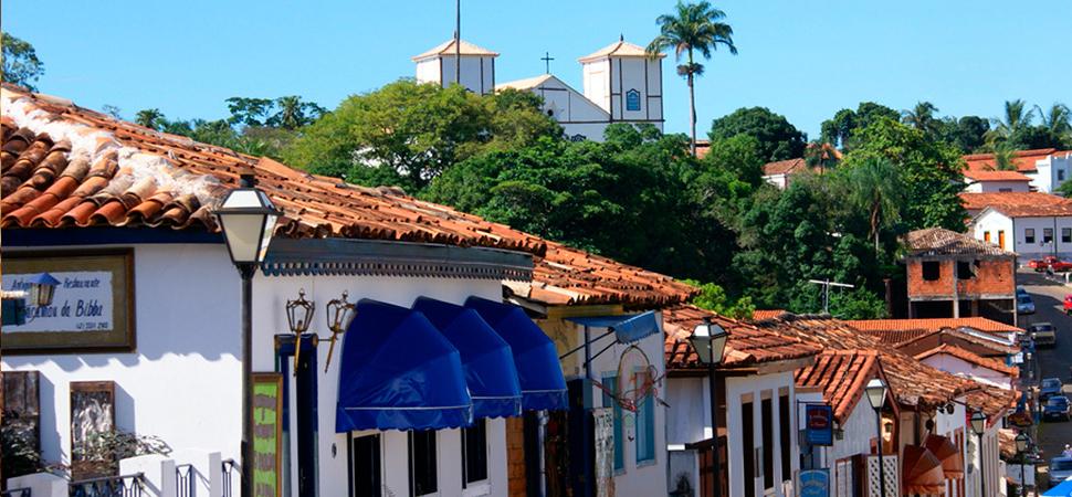 Bate e volta a Pirenópolis: Centro Histórico