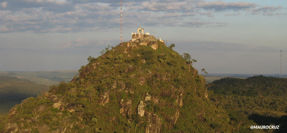 Bate e volta a Pirenópolis: Pico dos Pireneus