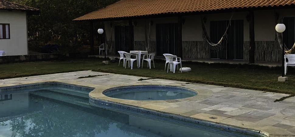Hospedagem na zona rural de Pirenópolis - Pousada Casa de Campo