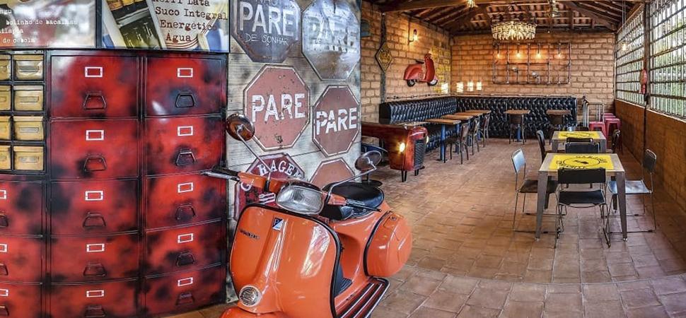 5 lugares perfeitos para curtir o friozinho de Pirenópolis - Garagem Comedoria