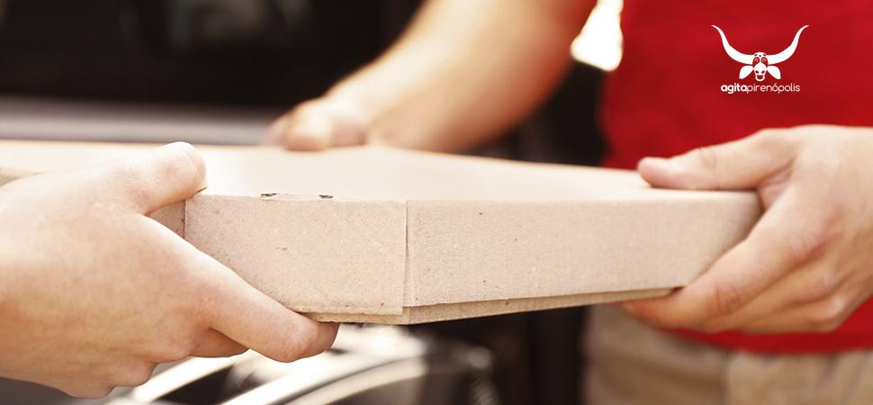 3 opções bacanas de Delivery em Pirenópolis