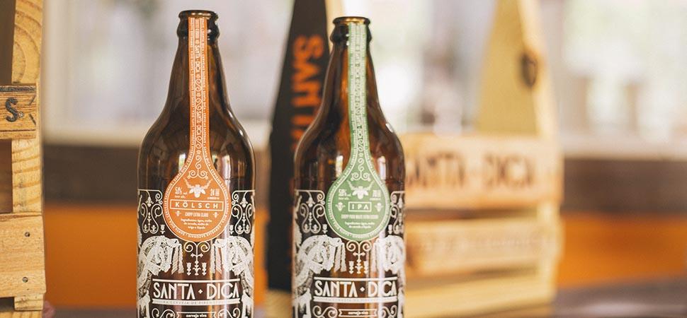 Dicas para harmonizar cervejas e comidas - Cervejaria Santa Dica