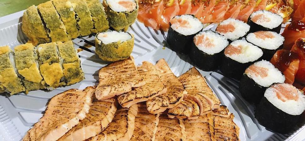 3 opções bacanas de Delivery em Pirenópolis - 3 opções bacanas de Delivery em Pirenópolis - Taki Sushi & Café