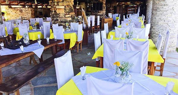 Restaurante Pillares
