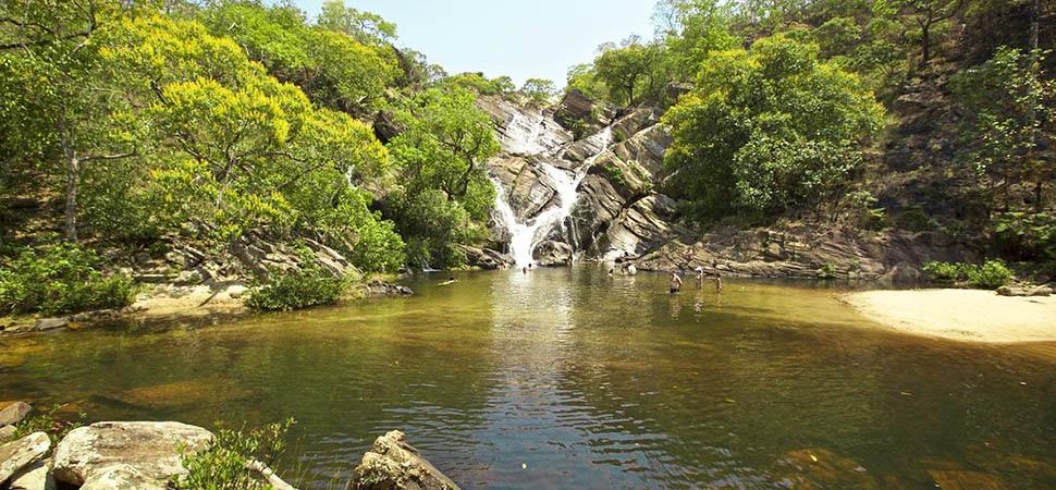 Descubra as 5 melhores cachoeiras em Pirenópolis - Cachoeira do Lázaro