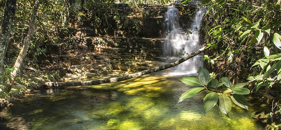 Descubra as 5 melhores cachoeiras em Pirenópolis - Cachoeira dos Dragões