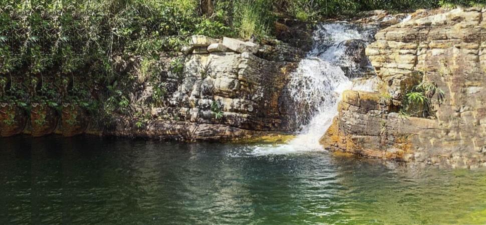 Descubra as 5 melhores cachoeiras em Pirenópolis - Cachoeira Paraíso