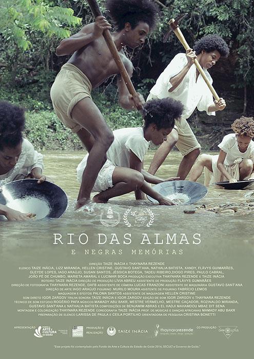Videodança Rio das Almas e Negras Memórias em Pirenópolis