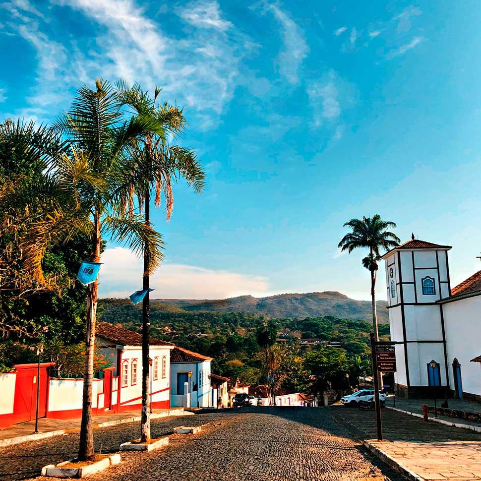 O Agita está no ClubHouse, falando de tudo que acontece em Pirenópolis