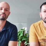 Conheça Julliano e Júnior, o casal que luta pela guarda de uma criança