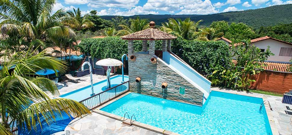 Villaê Pousada, conforto, lazer e tranquilidade em Pirenópolis Charme Villaê