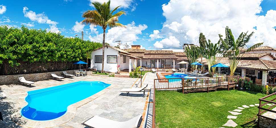 Villaê Pousada, conforto, lazer e tranquilidade em Pirenópolis Varandas Villaê