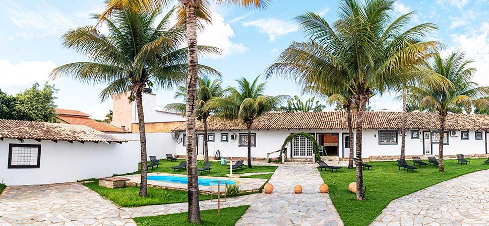 Villaê Pousada, conforto, lazer e tranquilidade em Pirenópolis Serra Villaê