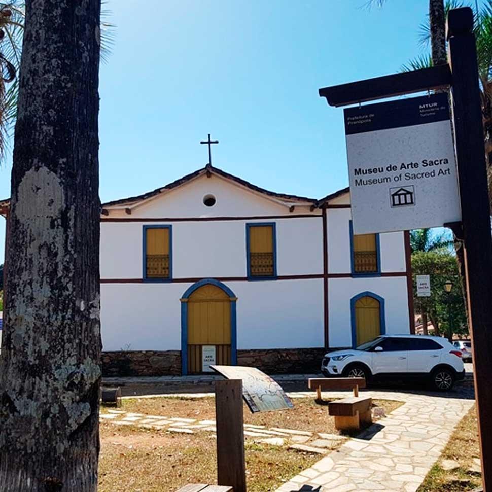3 instituições em Pirenópolis para celebrar o Dia Internacional dos Museus