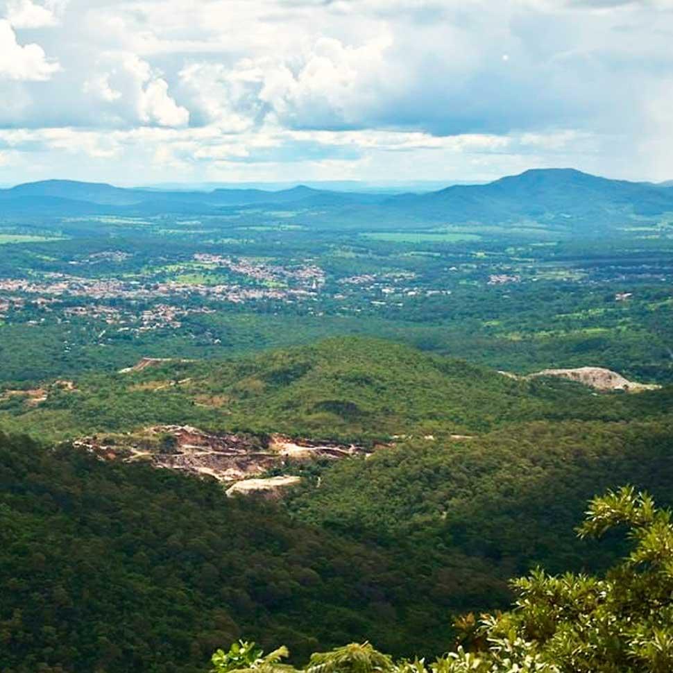 Parque dos Pireneus reabre após dois meses e 20 dias fechado