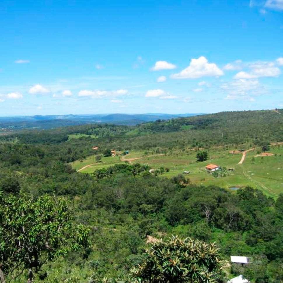 Pirenópolis ganha duas áreas destinadas à conservação da natureza