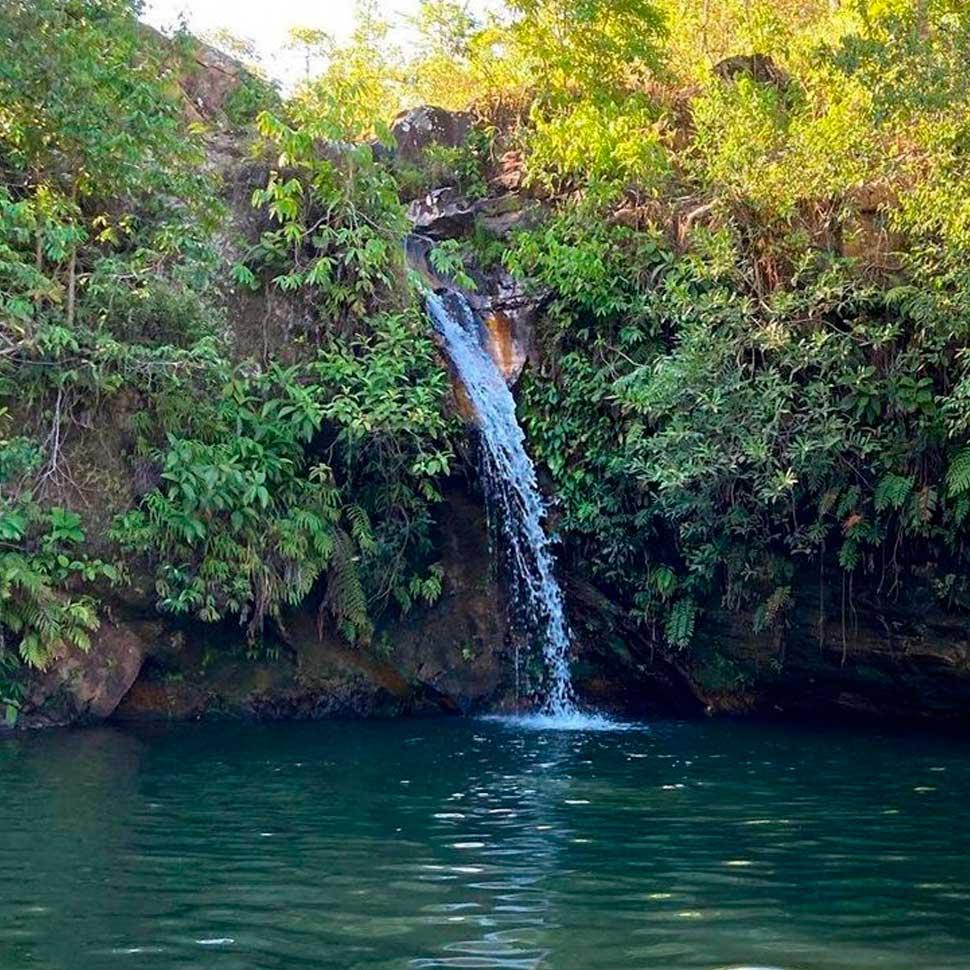 4 cachoeiras mais próximas do Centro Histórico de Pirenópolis