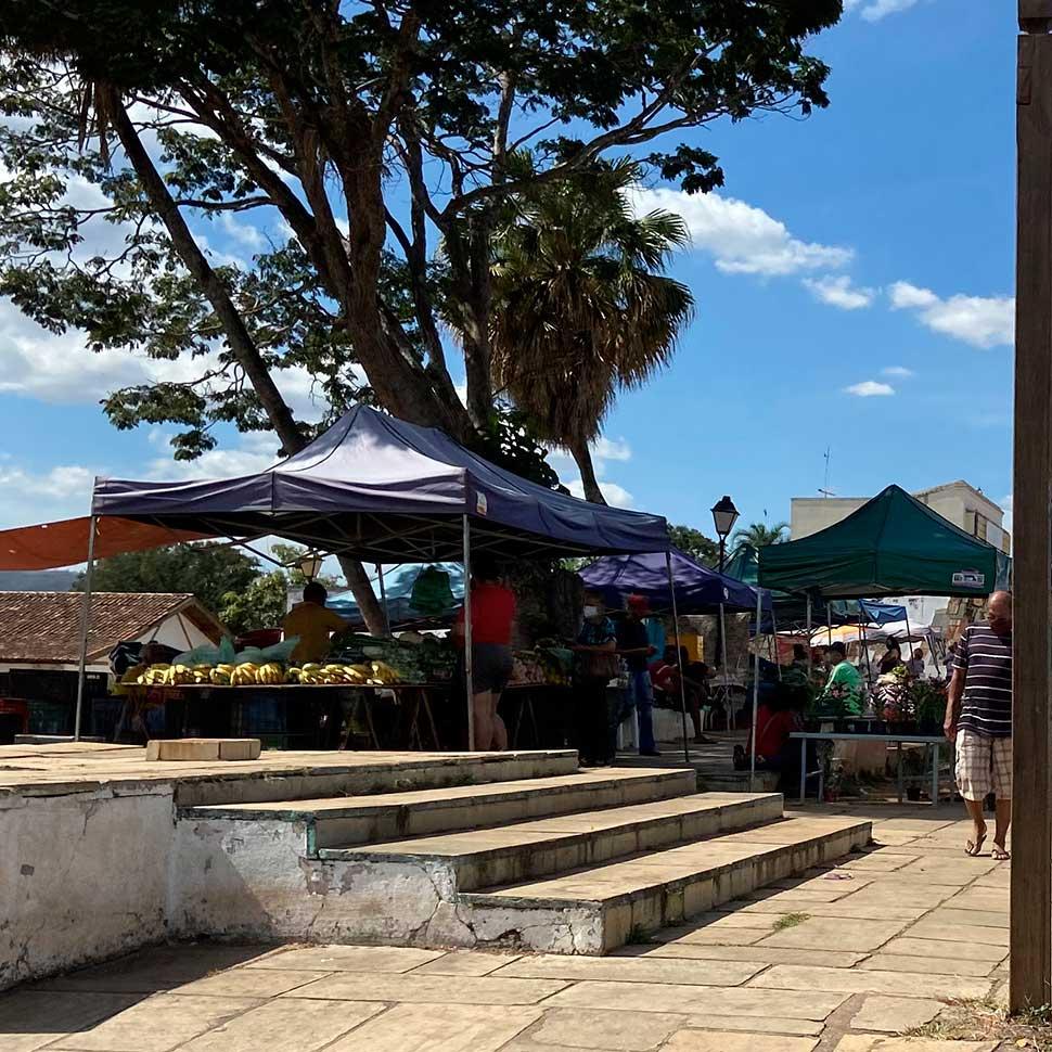 3 feiras em Pirenópolis que você precisa conhecer Domingo